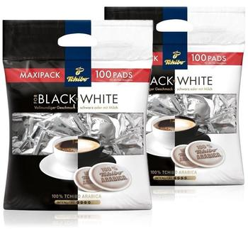 Tchibo For Black n White 2x100 St.