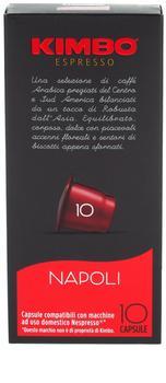 Kimbo Napoli 10 Kapseln