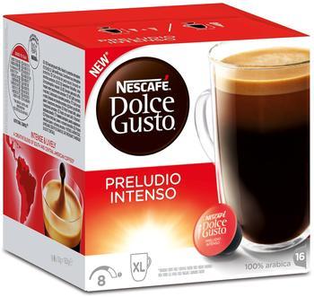 Nescafé Dolce Gusto Preludio Intenso 3x16 Kapseln