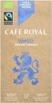 Café Royal Lungo Bio/Organic 10 Kapseln
