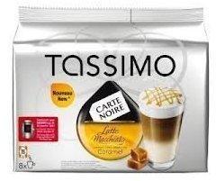 Tassimo Carte Noire Latte Macchiato Caramel 3x16T Disc