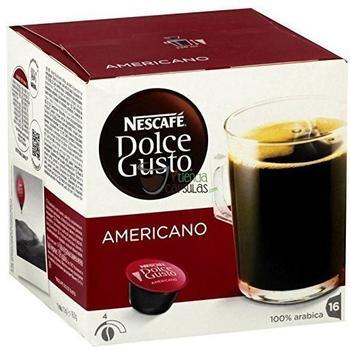 Nescafé Dolce Gusto Caffè Americano 16 Kapseln