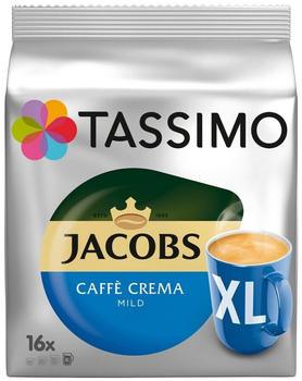 Tassimo Jacobs Caffè Crema mild XL T-Disc (5x16 Port.)