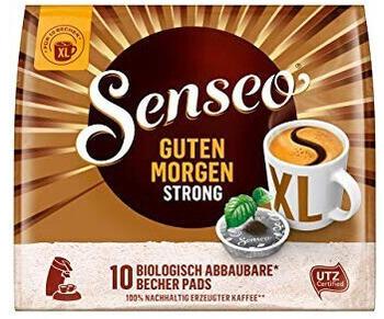 Philips Senseo Guten Morgen Strong XL Pads (5x10 Port.)