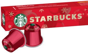 Starbucks Holiday Blend Limited Edition (10 Kapseln)
