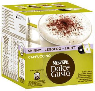 Nescafé Dolce Gusto Cappuccino Light (8 Port.)