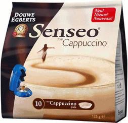 Douwe Egberts Senseo Cappuccino (10 Port.)