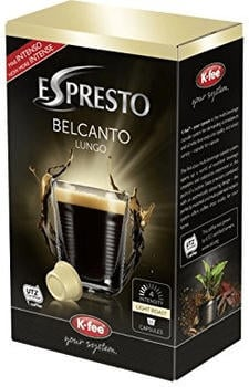 Espresto Belcanto Lungo K-fee (16 Port.)