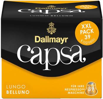 Dallmayr capsa Lungo Belluno XXL Pack (39 Port.)