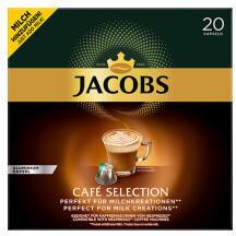 Jacobs Café Selection Nespresso (20 Kapseln)