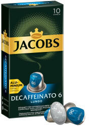 Jacobs Decaffeinato 6 Lungo Kapseln (10 Port.)