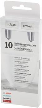 Bosch Reinigungstabletten TCZ8001N 2-in-1