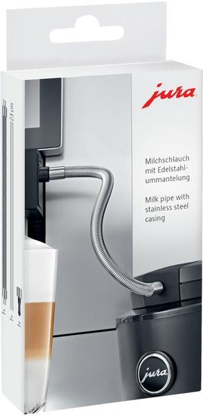Jura Milchschlauch mit Edelstahlummantelung 24050