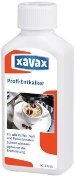 Xavax Profi-Entkalker für Kaffeeautomaten, 250 ml