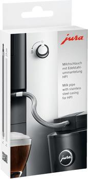 Jura Milchschlauch mit Edelstahlummantelung HP1