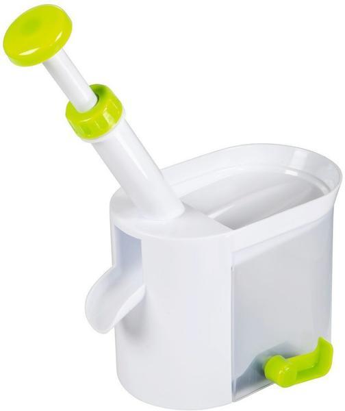 Xavax 00111478 Entkerner für Kirschen und Oliven Kunststoff (Grün, Weiß)