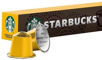 Starbucks Nespresso Blonde Espresso Roast 10 (Kapseln)