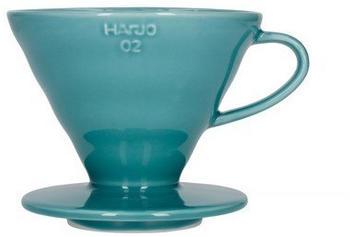 Hario V60 Keramik 02 blau