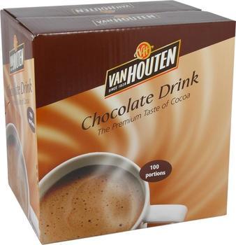 Van Houten Chocolate Drink 100 Portionsbeutel