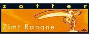 Zotter Trinkschokolade: Zimt-Banane (100 g)