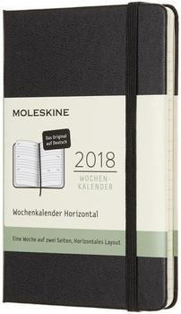 moleskine-12-monate-wochenkalender-hardcover-deutsch-a6-2018-schwarz