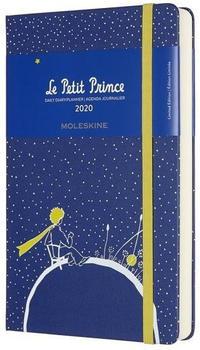 Moleskine 12 Monate Tageskalender Hardcover Large 2020 Der kleine Prinz