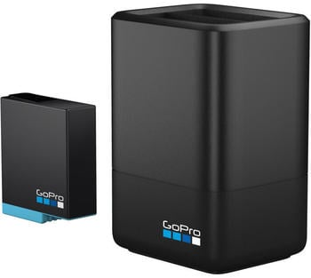GoPro Dualladegerät + Akku (AJDBD-001)