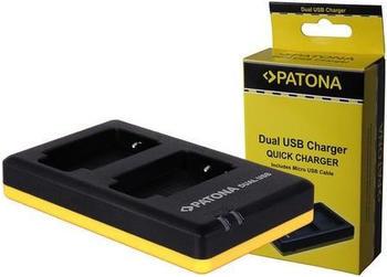Patona Dual Schnell-Ladegerät f. Sony NP-BN1