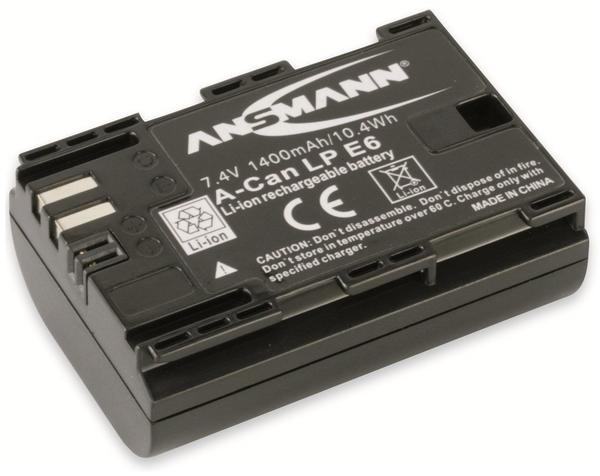 Ansmann A-Can LP E6