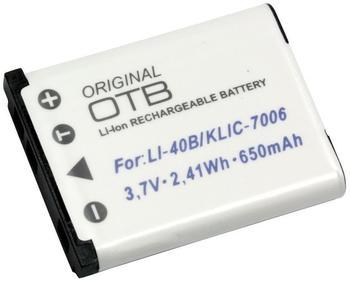 OTB Olympus Li-40B kompatibel