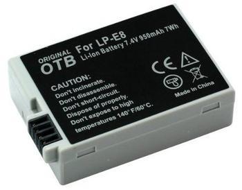 OTB Canon LP-E8 kompatibel