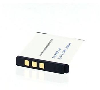 Fujifilm Digitalkameraakku kompatibel mit FUJI FINEPIX F300EXR