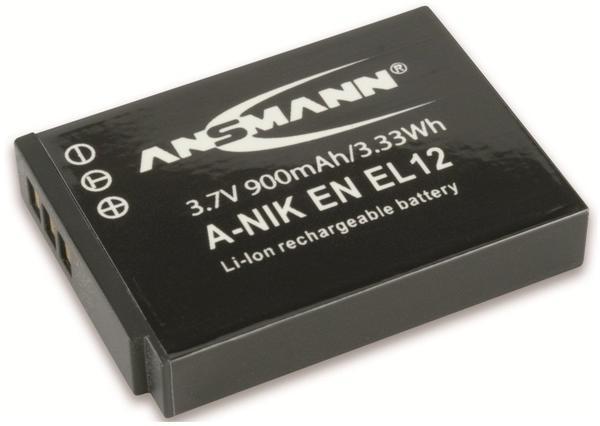 Ansmann A-Nik EN EL 12