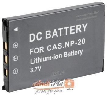 Eneride Casio NP-20 kompatibel 700mAh