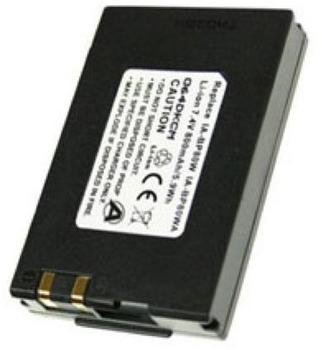 AccuCell Akku passend für Samsung VP-DX105i, 800mAh