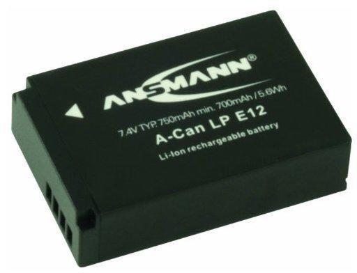Ansmann A-Can LP-E12