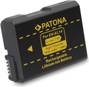 PATONA Nikon EN-EL14 kompatibel