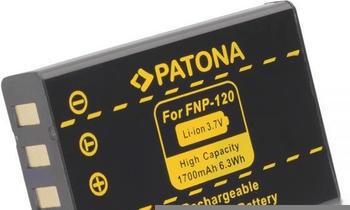 PATONA NP-120 kompatibel