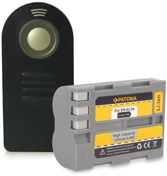 PATONA Nikon EN-EL3 kompatibel