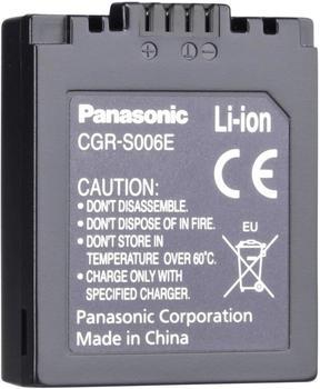 Panasonic CGR-S006 Li-Ion