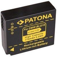 PATONA Akku f. PanasonicDMC-GF6 DMW-BLG10 DMW-BLG10E CS-BLG10MC