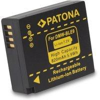 PATONA AKKU f. Panasonic DMC GF3T GF3W GF3 GF3x S6 S6K BLE9 BLE9PP