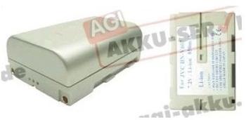 Panasonic Camcorderakku kompatibel mit PANASONIC HDC-HS20