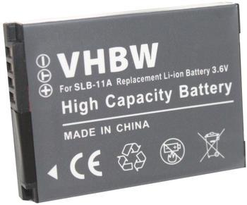 vhbw Samsung SLB-11A kompatibel