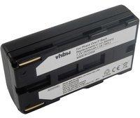 vhbw Li-Ion Akku 2600mAh (7.2V) für Kamera Camcorder Video Phase One P-Back, P24, P25, P25+, P30, P