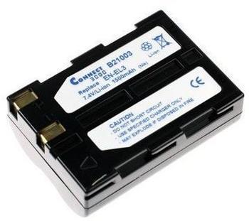 Connect Akku für D - kompatibel zu EN-EL3