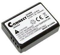 Connect Canon LP-E10 kompatibel