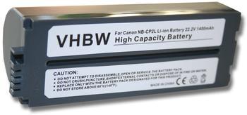 vhbw Akku passend für Canon ersetzt NB-CP1L, NB-CP2L.