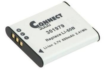 Connect Olympus Li-50B kompatibel