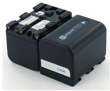 AGI Akku kompatibel mit Sony Dcr-Trv255 kompatiblen